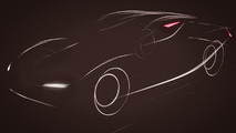 Atieva EV concept teaser