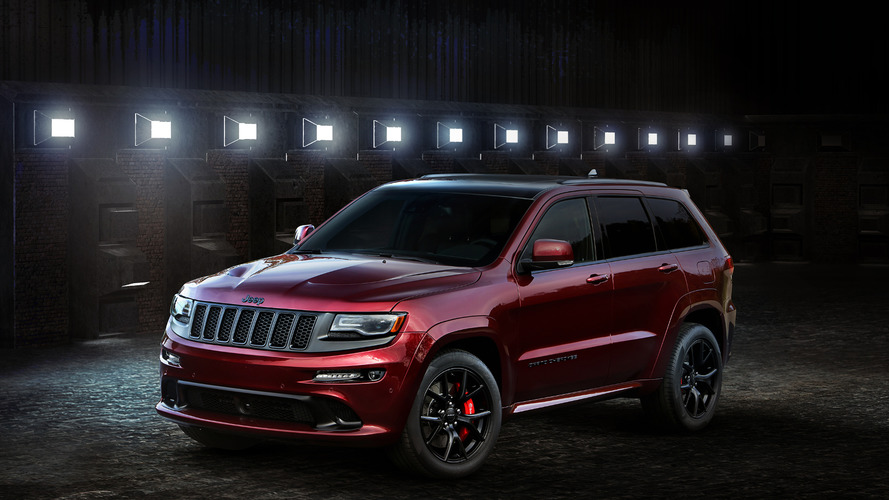 Jeep Grand Cherokee SRT Hellcat coming before late 2017