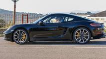 2016 Porsche Cayman Facelift