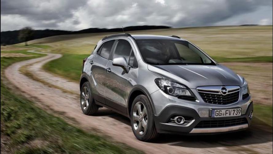 """Opel Mokka, con il nuovo 1.6 diesel il motore è """"giusto"""""""
