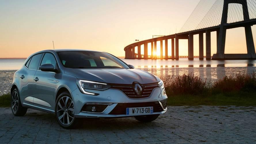 Renault Megane Gains New TCe 165 Gasoline Engine