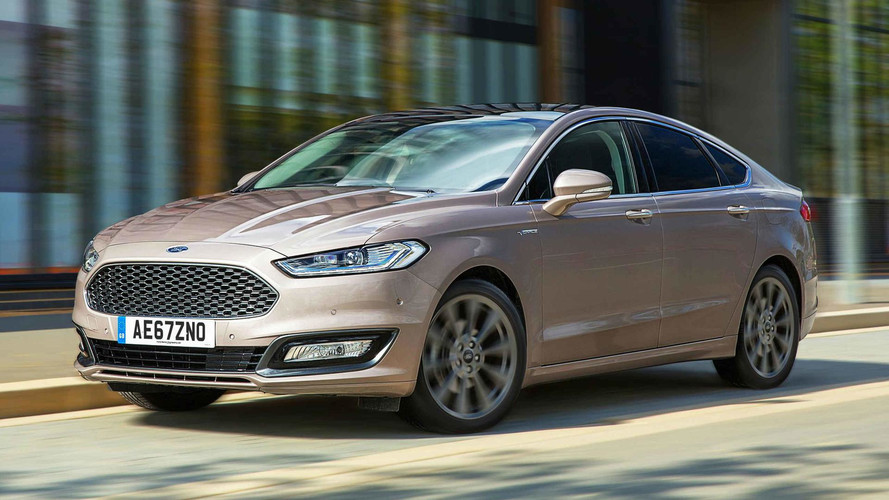 2018 Ford Mondeo Range Is Simpler, Up To £3k Cheaper