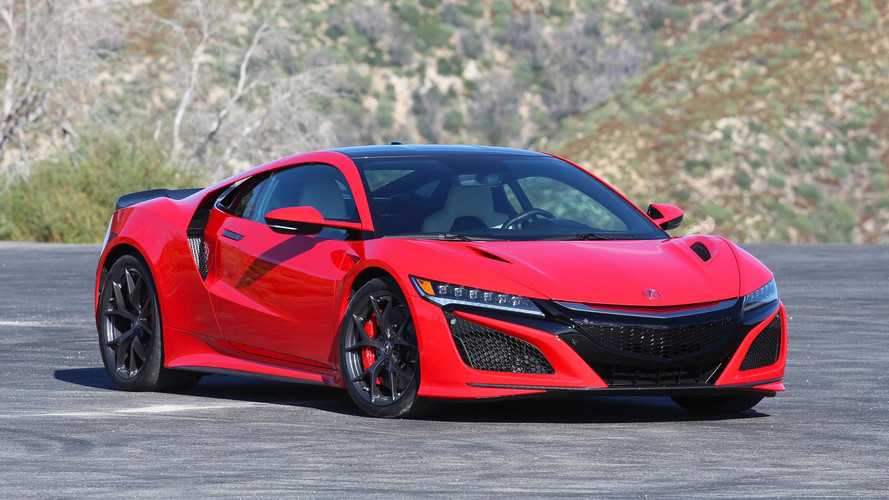 You Can Get A $30K Discount On A Brand-New Acura NSX