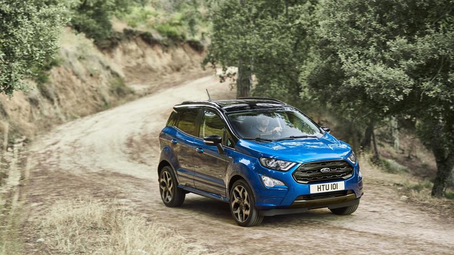 Ford requinque l'EcoSport