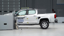 2017 Chevrolet Colorado Crash Test