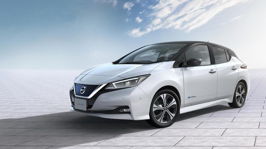 Nissan LEAF 2018: el coche eléctrico más vendido del mundo se renueva