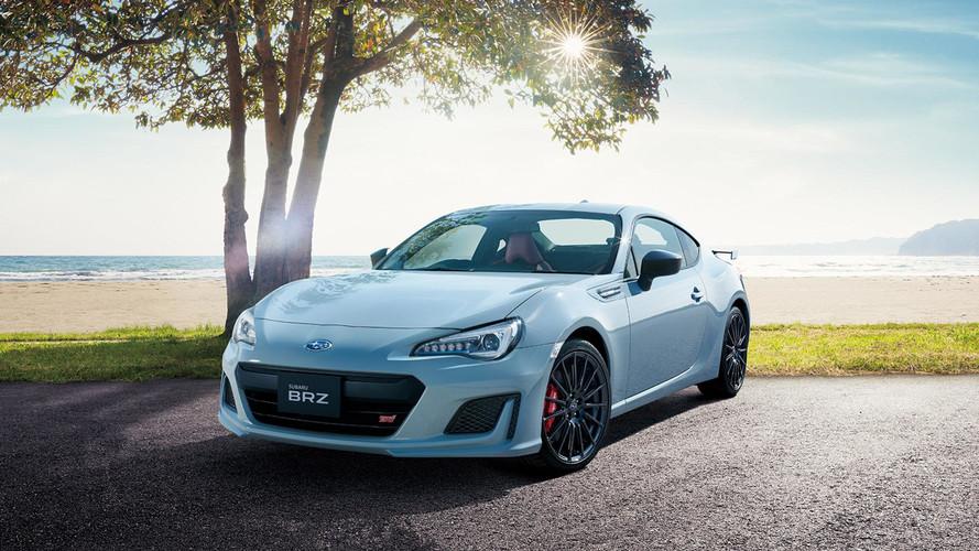 Subaru dévoile un BRZ STI Sport pour les Japonais