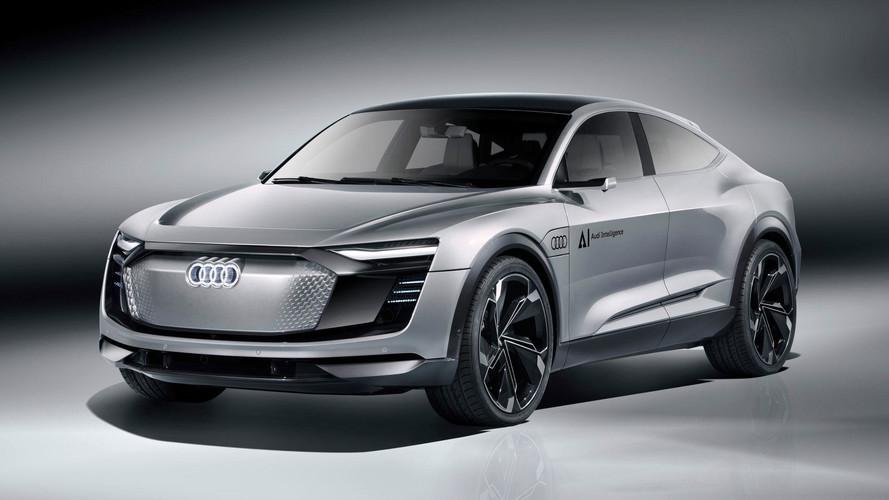 Audi Elaine Concept, cerca del SUV eléctrico definitivo