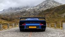 KVC - Porsche 911 GT1