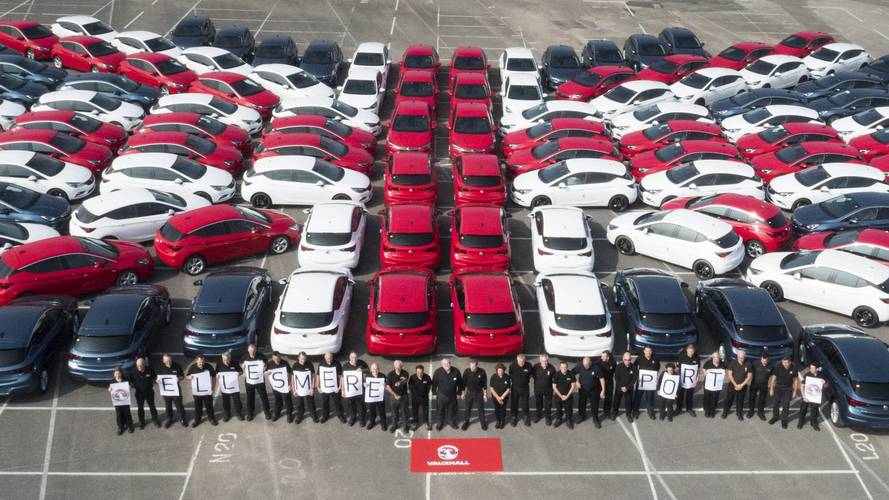 Further talks planned to save Vauxhall's Ellesmere Port plant