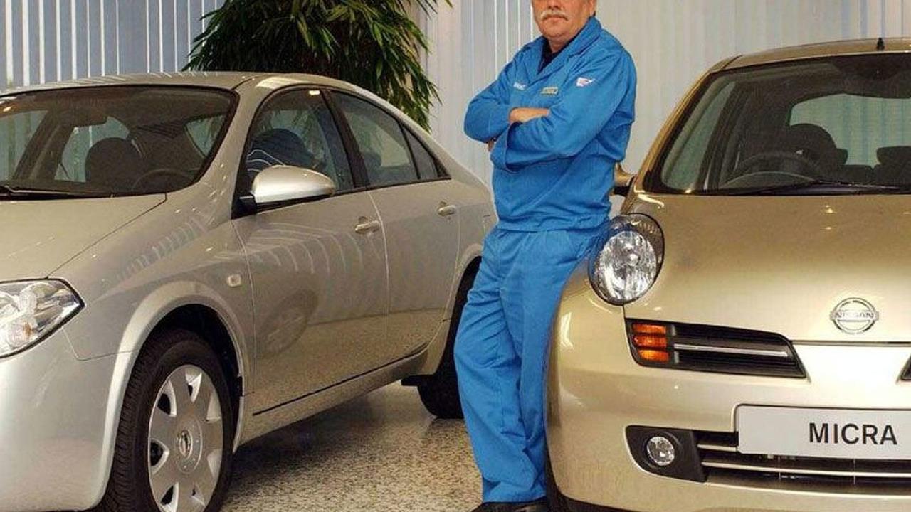 Managing Director Nissan Motor Manufacturing (UK) Ltd