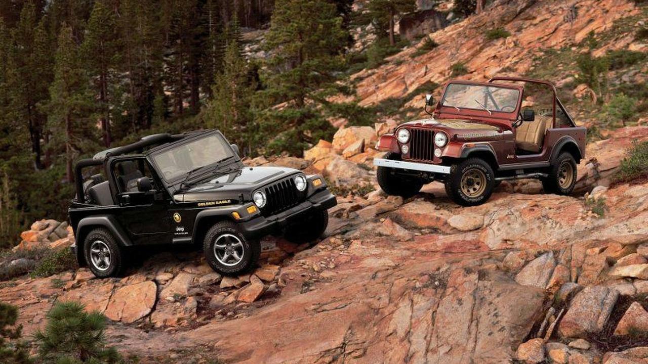 Jeep Wrangler Golden Eagle Limited Edition