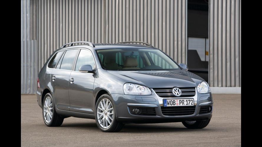 Volkswagen Golf Variant 4Motion