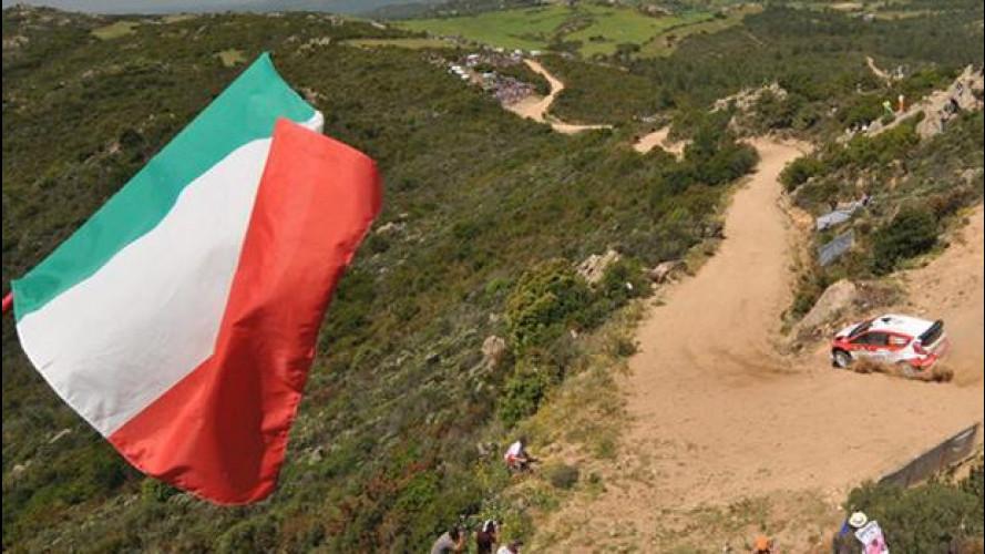 WRC: presentato il Rally d'Italia Sardegna