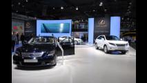Lexus al Salone di Francoforte 2011