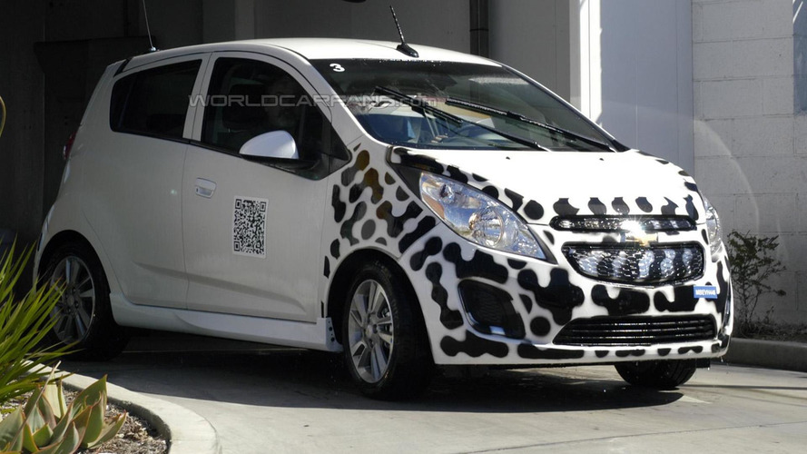 Chevrolet Spark EV will debut in Los Angeles