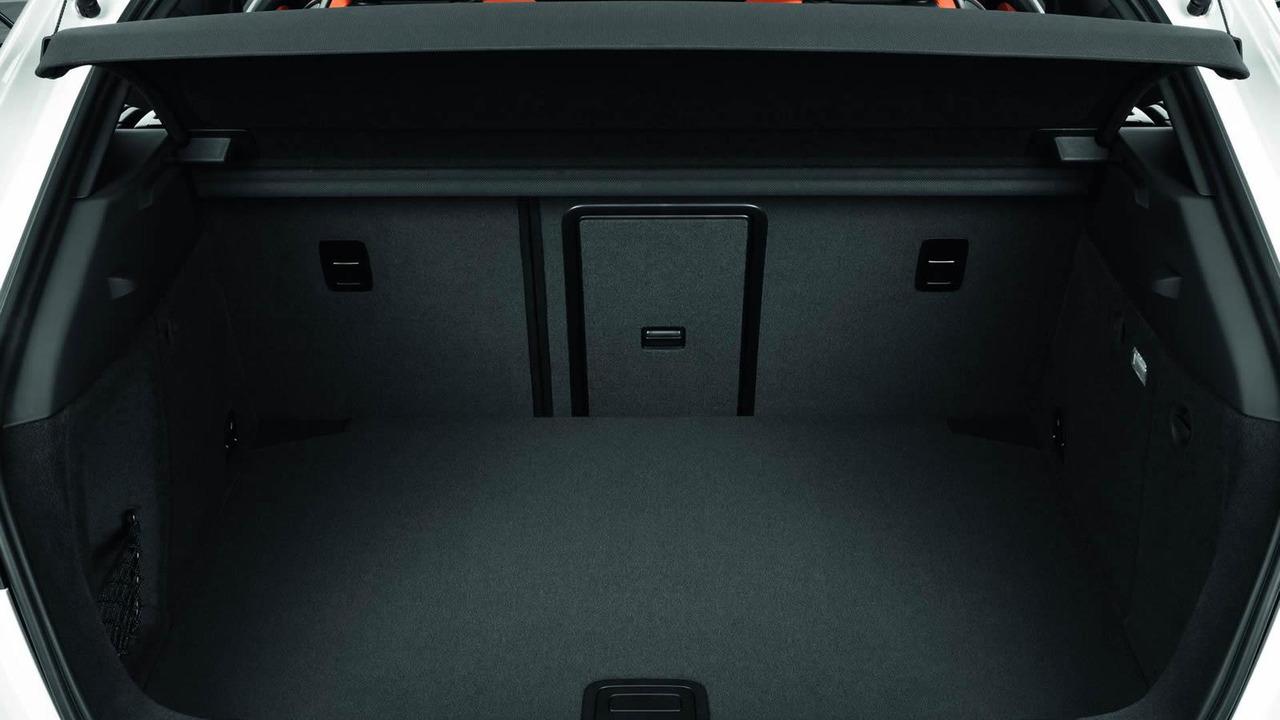 2013 Audi A3 interior