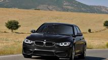 BMW M3 (F80) rendering