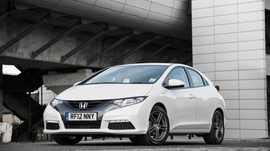Honda Civic Ti announced (UK)