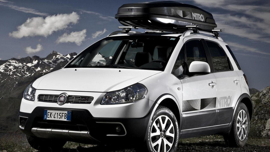 Fiat Qubo and Sedici Nitro special editions revealed