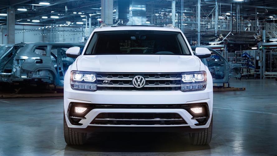 VW sugere picape do Atlas nos moldes da Honda Ridgeline
