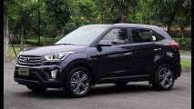 Hyundai: novo SUV compacto rival do HR-V vai se chamar Creta