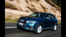 Vendas SUV's agosto: Audi Q3 dispara e vende mais que Tracker; HR-V lidera