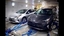 De novo! Toyota Prius 2016, que será feito no Brasil, é flagrado