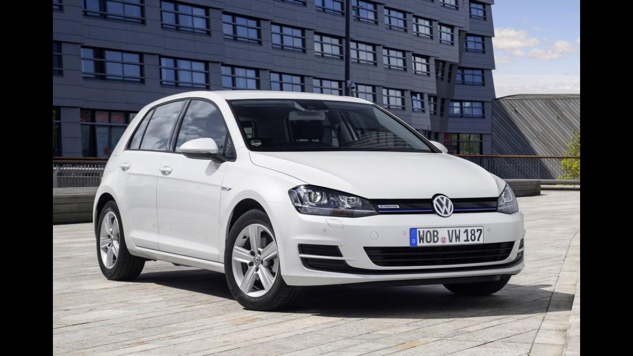 """Alemanha: VW emplaca os quatro mais vendidos e Classe C é """"melhor do resto"""""""