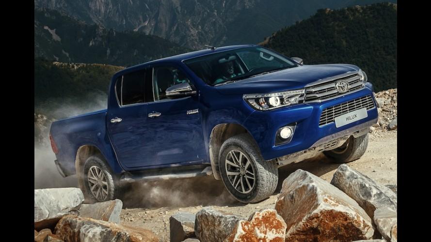 Em breve no Brasil, nova Toyota Hilux surpreende pela demanda na Austrália