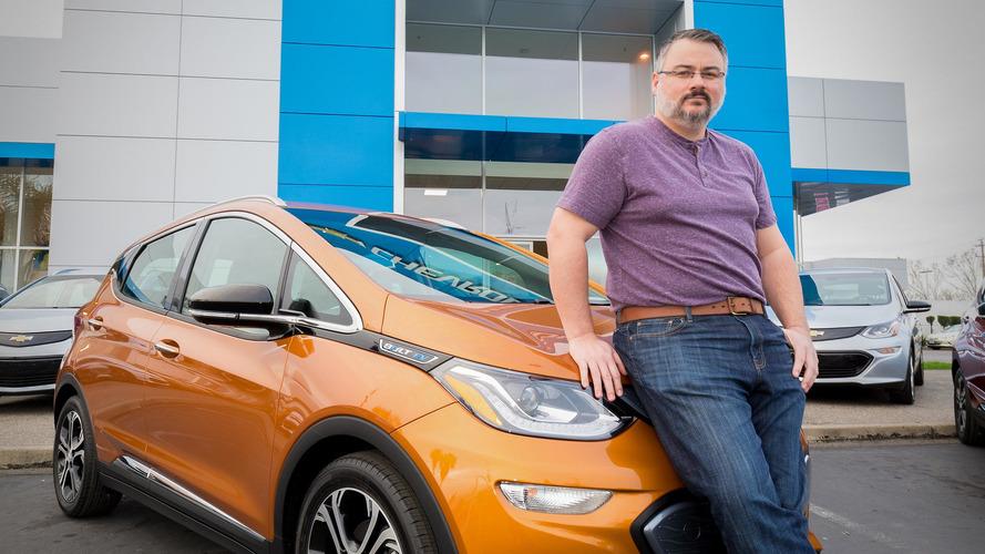 2017 Chevrolet Bolt first buyers
