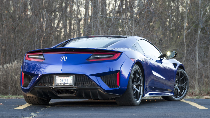 Video: Playing hooky with the 2017 Acura NSX