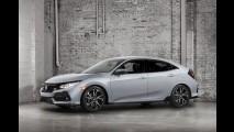Novo Honda Civic Hatch 2017: versão norte-americana é clicada na rua