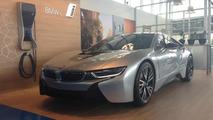 BMW i8 display car on eBay