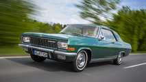 Opel Diplomat A V8 Coupe owned by CEO Dr. Karl-Thomas Neumann
