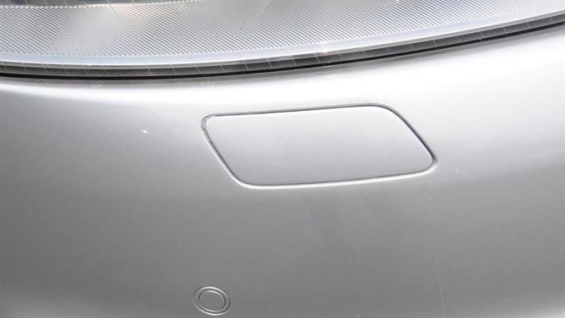 Передний бампер Audi A6 Pickup