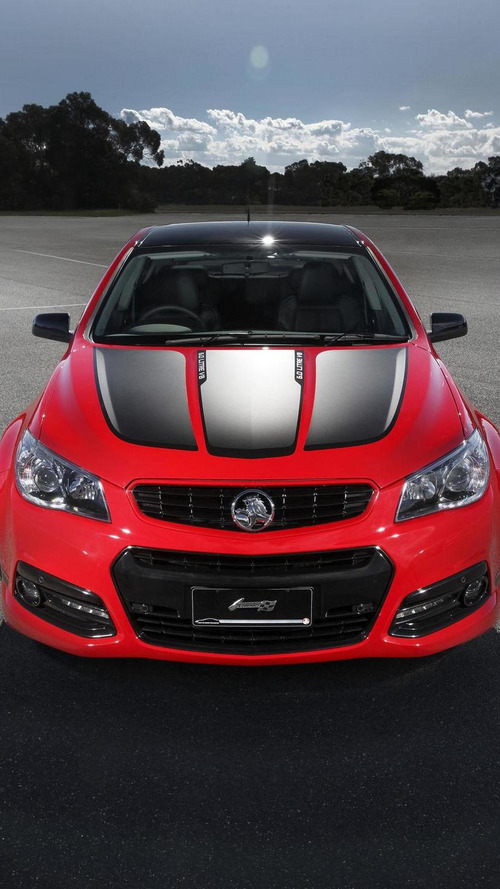 Holden Commodore Craig Lowndes SS V Special Edition announced