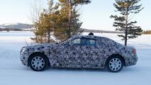 Rolls-Royce Wraith Drophead Coupe spy photo