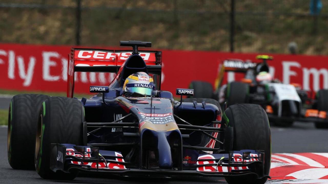 Jean-Eric Vergne (FRA), Toro Rosso / XPB