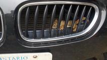 BMW squirrel rescue - 27.9.2011
