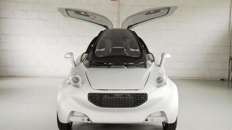 PSA Peugeot Citroën VELV concept revealed