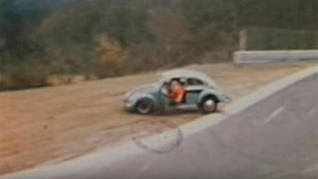 Nurburg crash