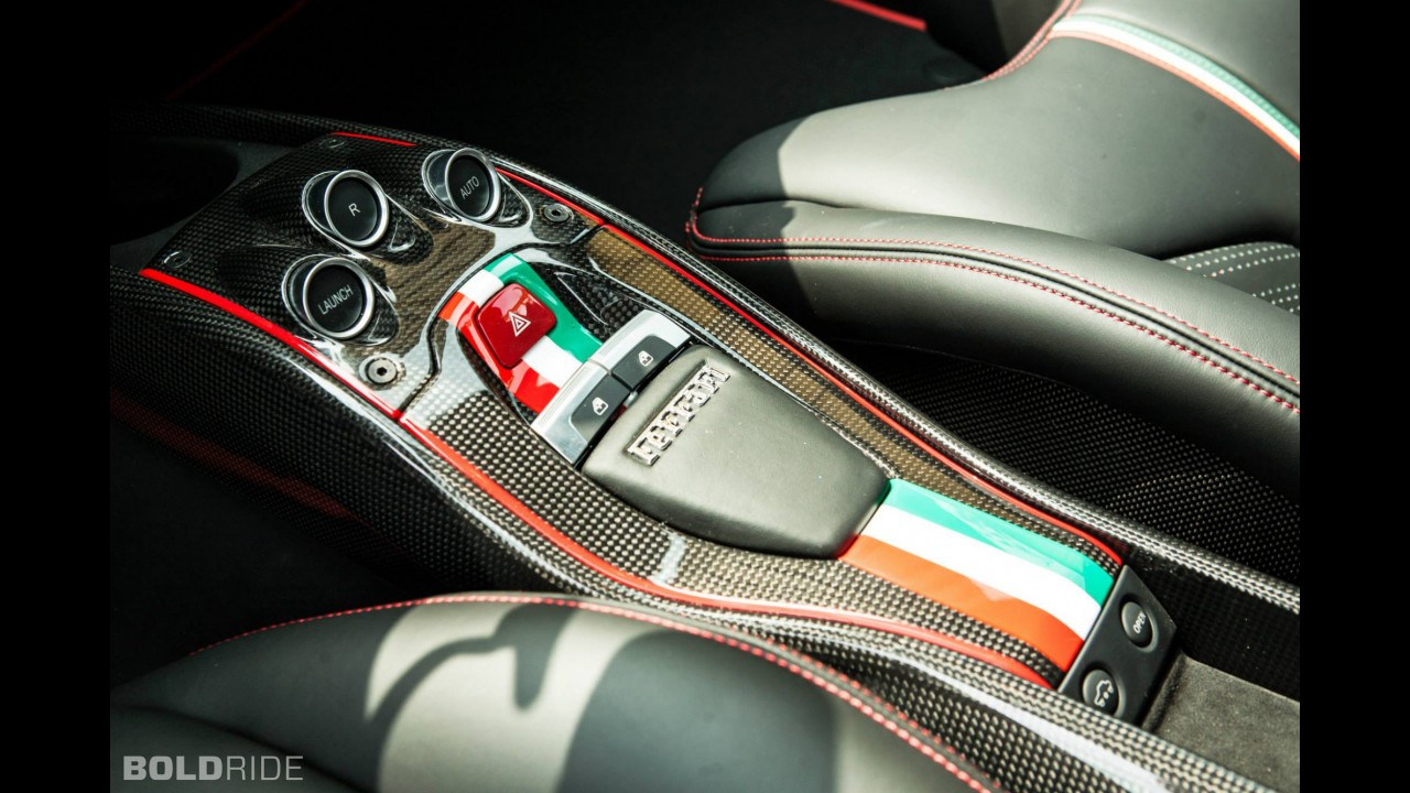 Ferrari 458 Niki Lauda Edition