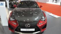 Lexus RC F, 2016 İzmir Otoshow