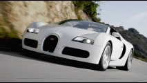 Bugatti Veyron e Bentley chegam ao Brasil em 2010