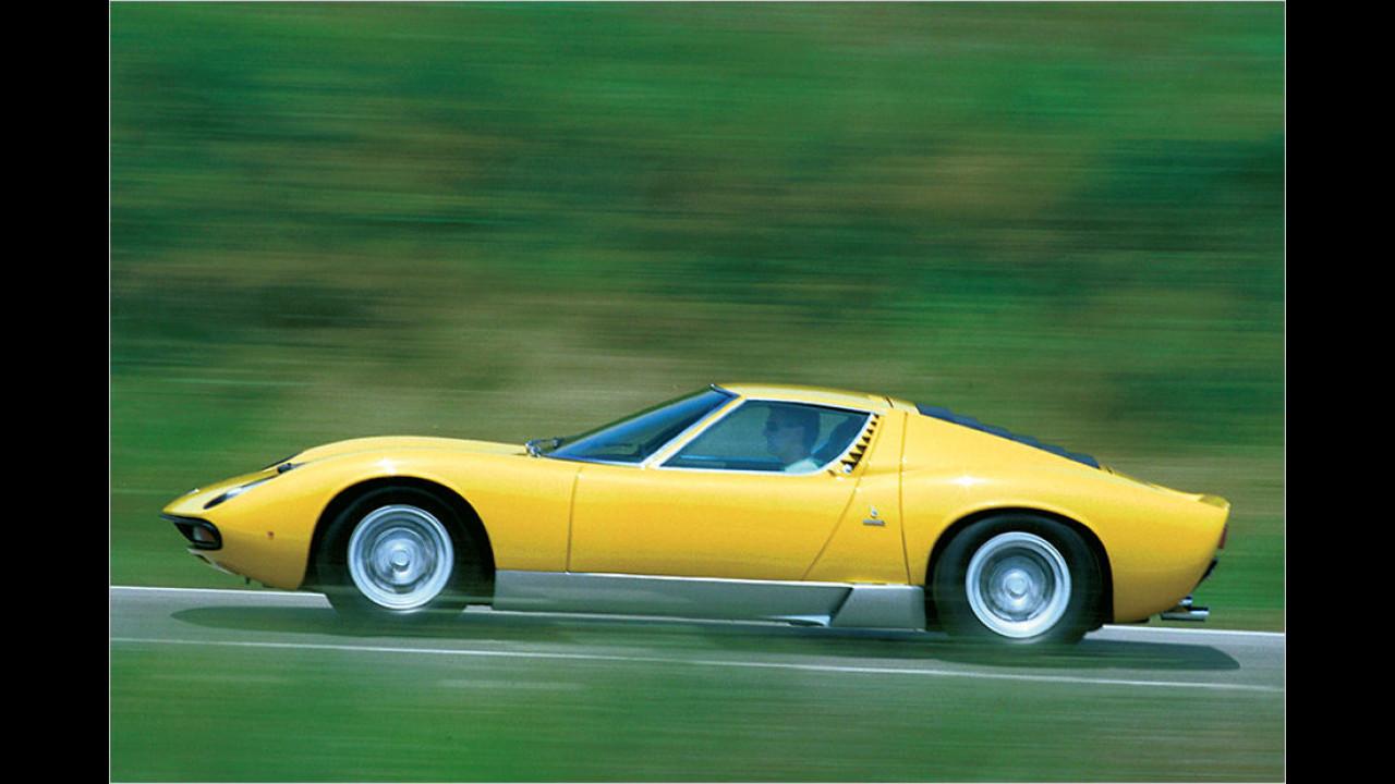 50 Jahre Lamborghini Miura
