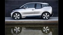 BMW i3 vorgestellt