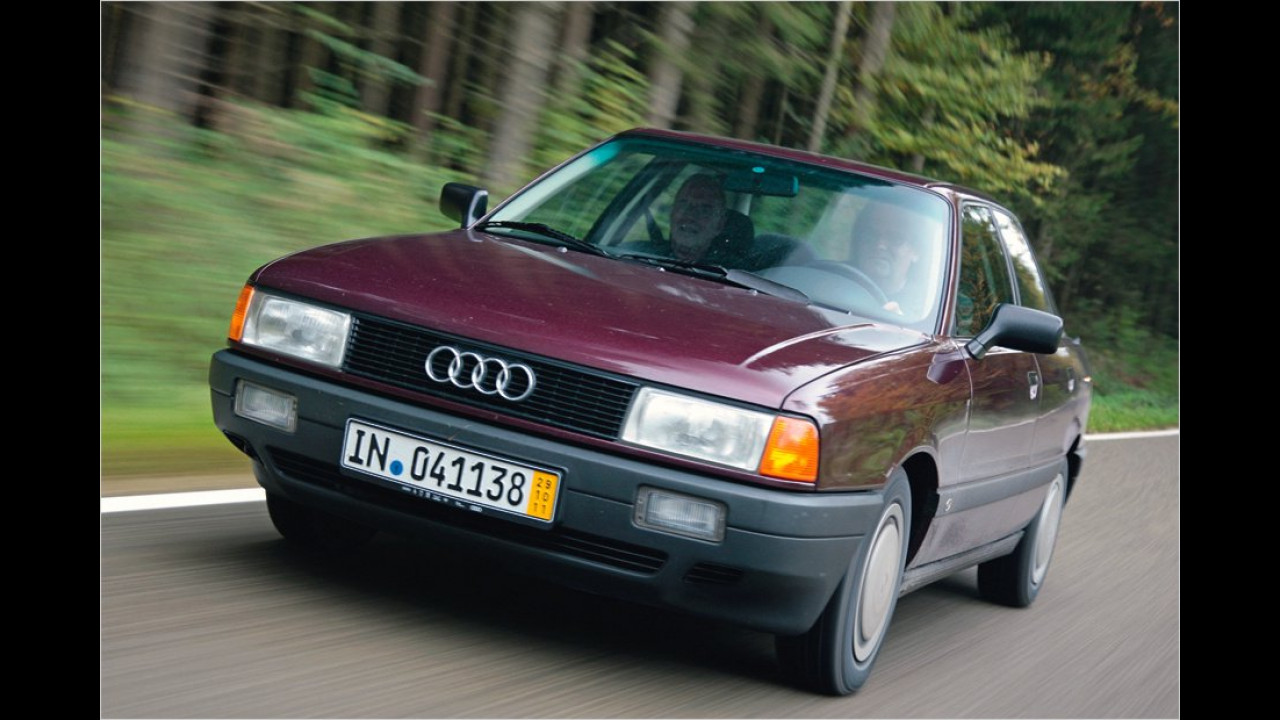 Audi 80 (1986)