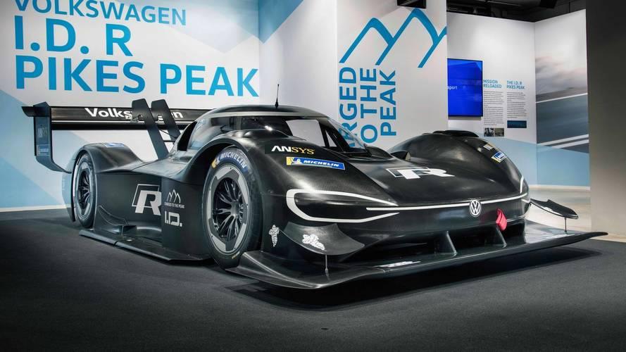 VW I.D R Pikes Peak, bir F1 aracından daha hızlı