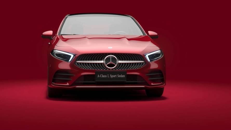 Mercedes Classe A Sedan